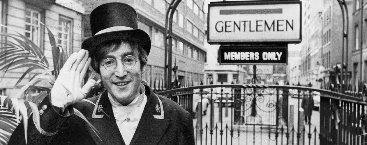 Неизвестные факты из жизни Джона Леннона