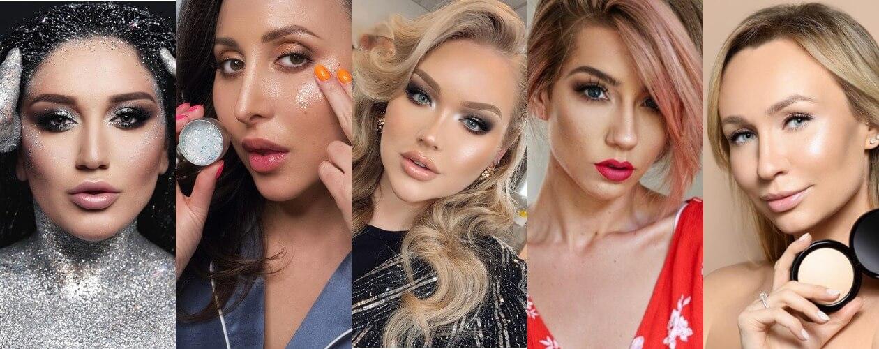Уроки макияжа от бьюти-блогеров