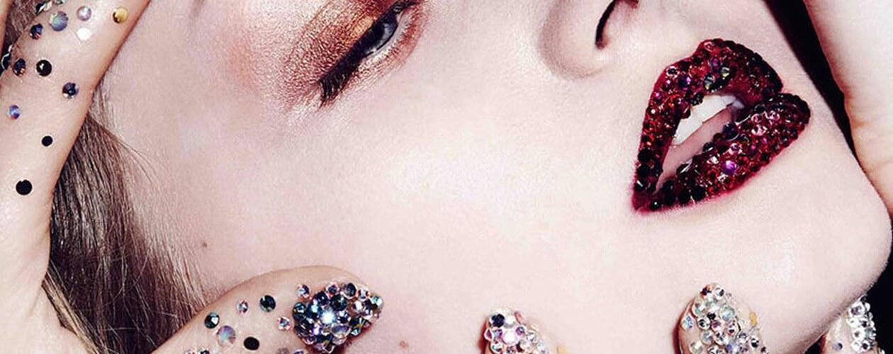Тренды макияжа губ 2020
