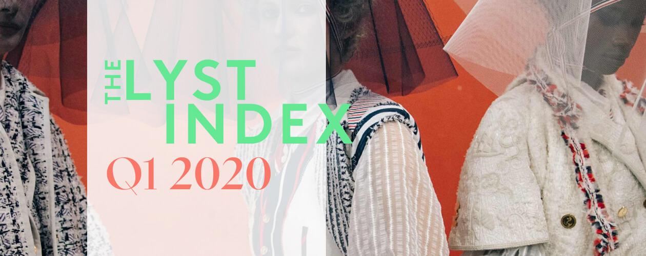 Off-White стал самым модным брендом по версии Lyst